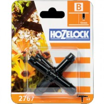 Hozelock 2767 T Piece - 13mm