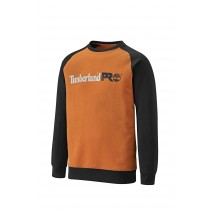 Timberland PRO Honcho Sport Sweatshirt - Orange - XXL