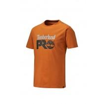 Timberland PRO Cotton Core T-Shirt - Orange - XL