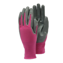 Town & Country Weedmaster Gloves - Pink - M
