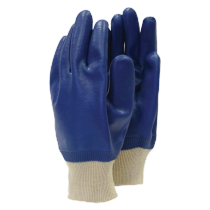 Town & Country PVC Super Coated Gloves - L