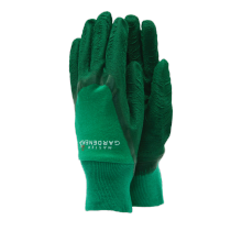 Town & Counrty Master Gardener Gloves - Green - L