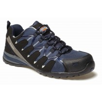 Dickies Tiber Safety Trainer (FC23530) Navy Blue - Size 7