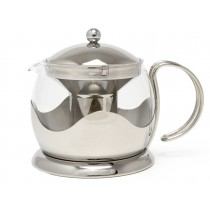 Creative Tops La Cafetiere Le Teapot 4 Cup - Stainless Steel