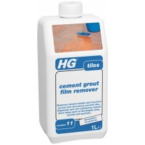 HG 11 Cement Grout Film Remover - 1 Litre