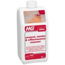 HG 12 Cement, Mortar & Efflorescence Remover (Limex) - 1 Litre