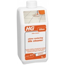 HG 17 Shine Restoring Tile Cleaner (Shine Cleaner) - 1 Litre