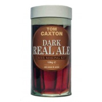 Tom Caxton Dark Real Ale Beer Making Kit - 40 Pints