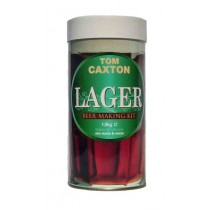 Tom Caxton Lager Beer Making Kit - 40 Pints