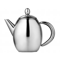 Creative Tops La Cafetiere Paris Teapot - 500ml - Stainless Steel