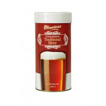 Muntons Connoisseurs Traditional Bitter Beer Making Kit - 1.8Kg - 40 Pints