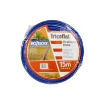 Hozelock 6215 Trico Flat Hose - 15m x 25mm
