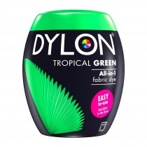 Dylon Fabric Dye Pod - Tropical Green - 350g