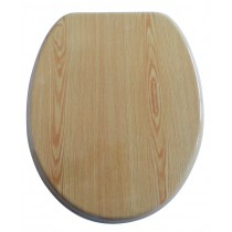 Blue Canyon TS201 Wooden Toilet Seat - Natural