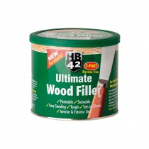 Hilton Banks HB42 Ultimate Wood Filler - White - 1Kg