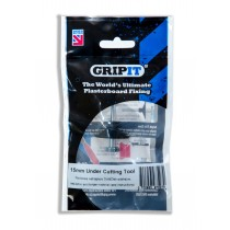GripIt GUNDERCUT15 Undercutting Tool - 15mm