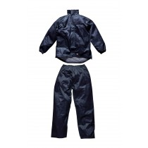 Dickies Vermont Jacket and Trousers (WP10050) Navy Blue - XL