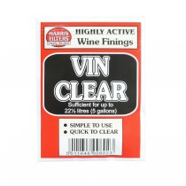 Harris Filters Vin Clear Wine Finings Sachet