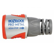 Hozelock 2035 Pro Metal AquaStop Connector