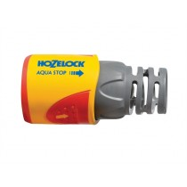 Hozelock 2055 Aquastop Connector - For 12.5mm and 15mm Hose