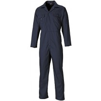 Dickies Redhawk Economy Stud Front Overall (WD4819) Navy - M