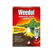 Weedol Rootkill Plus Weedkiller  - 12 Tubes