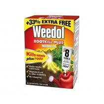 Weedol Rootkill Plus - (6 Tubes + 2 Free) 250m