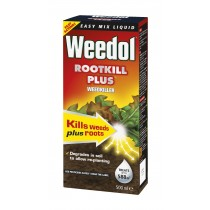 Weedol Rootkill Plus Concentrate Weed Killer  - 500ml