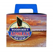 Woodforde\'s Admiral\'s Reserve Beer Making Kit - 32 Pints