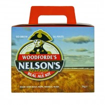 Woodforde\'s Nelson\'s Revenge Beer Making Kit - 36 Pints