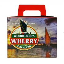 Woodforde\'s Wherry Beer Making Kit - 40 Pints