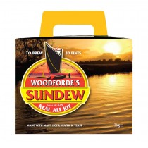 Woodeforde\'s Sundew Golden Ale Beer Making Kit - 40 Pints