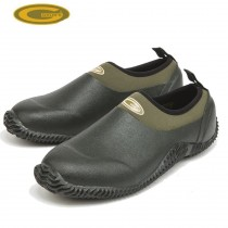 Grubs Woodline 5.0 Garden Shoes - Moss Green - Size 9