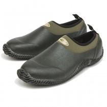 Grubs Woodline 5.0 Garden Shoes - Moss Green - Size 5