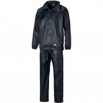 Dickies Vermont Jacket and Trousers (WP10050) Navy Blue - L