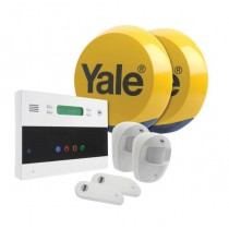Yale  Security (EF-KIT2) Easy Fit Telecommunicating Alarm - Kit 2