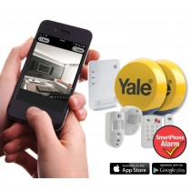 Yale Security (EF-KIT3) Easy Fit SmartPhone Alarm - Kit 3
