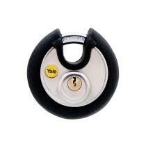 Yale Y130/70/116/1 Closed Shackle Padlock - Steel - 70mm