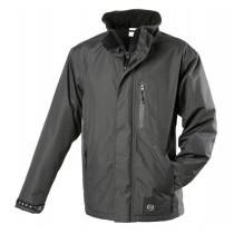 Zephyr ZC202 Waterproof Work Jacket - Large - Black