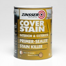 Zinsser Cover Stain - White 1L
