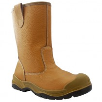 Zephyr ZX60 S3 Cold Working Rigger Safety Work Boot - Size 6