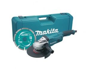 """Makita GA9020KD/2 240v 9"""" Grinder - 200W"""