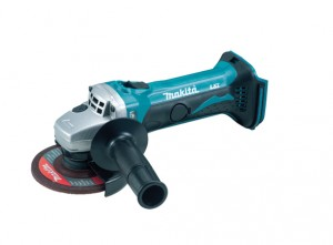 Makita DGA452Z 18V LXT 115mm Angle Grinder - Body Only