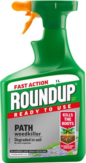 Roundup Path Ready to Use Weed killer - 1.0L