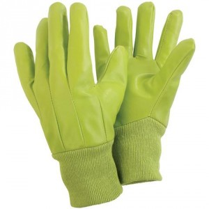 Briers B2131 Water Resistant Gloves - Lime (M)
