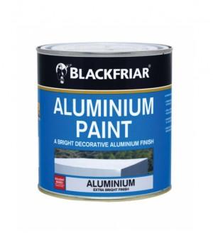Blackfriar Aluminium Paint (Extra Bright) 250ml