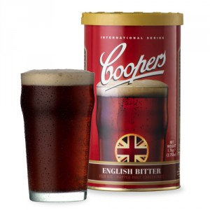 Coopers English Bitterr Beer Making Kit - 1.7 Kg - 40 Pints