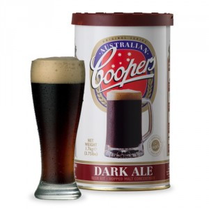 Coopers Dark Ale Beer Making Kit - 1.7Kg - 40 Pints