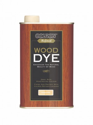 Colron Refined Wood Dye - Antique Pine 250ml