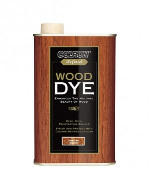 Colron Refined Wood Dye American Walnut - 250ml